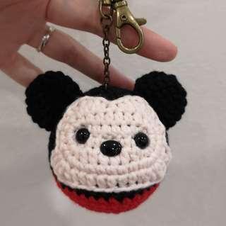 Handmade Tsum Tsum Keychain