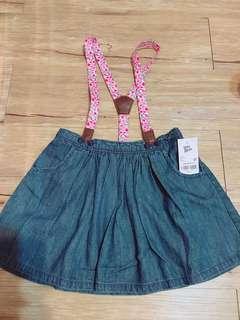 🚚 全新Oshkosh 品牌吊帶裙