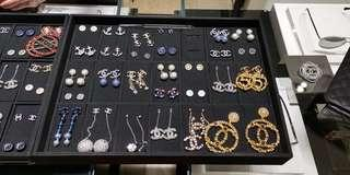 Chanel earring (100% Original) - PRE ORDER only.