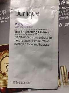 jurlique purely white skin brightening essence 2ml