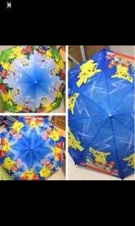 Instock Pokemon Kids Umbrella Brand New sales!!