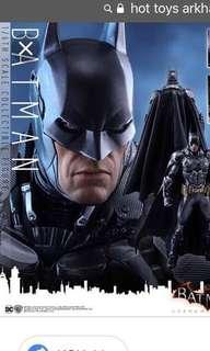 Hot toys Arkham knight Batman