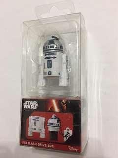 全新正貨Star Wars R2-D2 8GB USB
