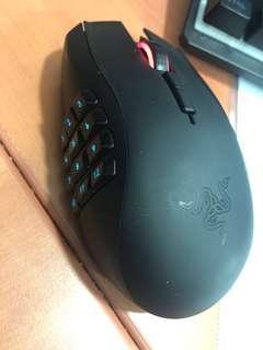 Razer Naga Chroma wireless