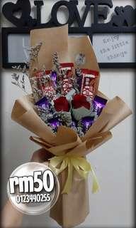 Chocolate Bouquet flower bouquet surprise delivery
