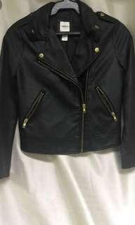Leather Jacket for Kids 8-10 yrs