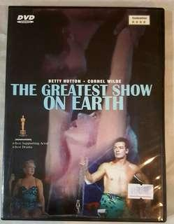 DVD - THE GREATEST SHOW ON EARTH (1952)