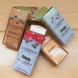 GODIVA 空罐(不含內容物)#購物免費索取