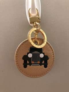 全新 Peninsula charm / key ring 半島酒店鎖匙扣