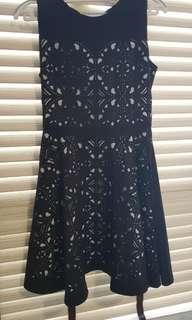MGP Black Cutout Dress