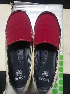Crocs walking shoes
