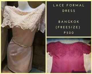 Bangkok Dress (made in Thailand)