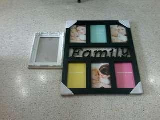 Both for $10 Lightweight Photo Frames w