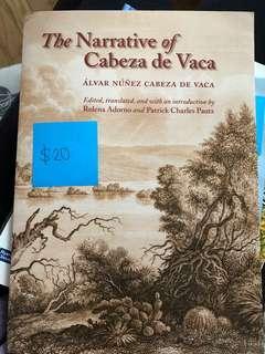 English Textbook Cabeza De Vaca