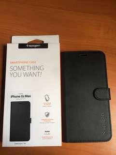 iPhone XS Max Spigen Wallet S Case