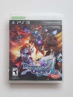 Ps3 Ragnarok Odyssey Ace Game
