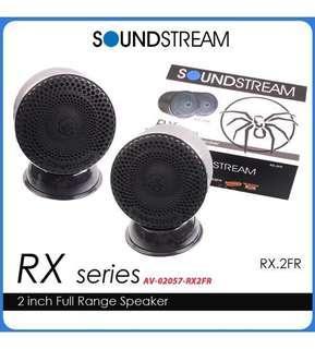 Soundstream RX-series