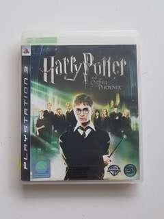 Ps3 Harry Potter And the Order of the Phoenix