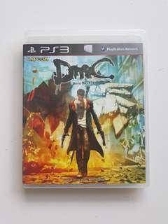 Ps3 Devil May Cry Game