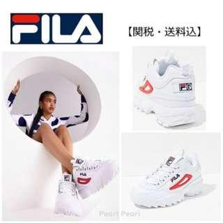 Limited Addition Pierre Cardin x Fila Distributors by Urban Outfitters