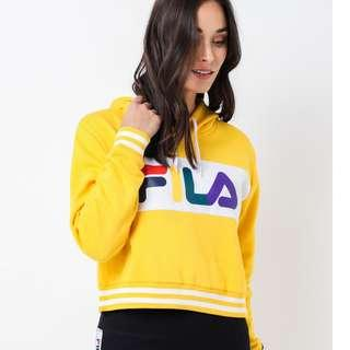 Fila Sweater - Yellow - Exclusive Glue Store