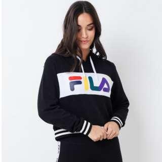 Fila Sweater - Black - Glue Store Exclusive