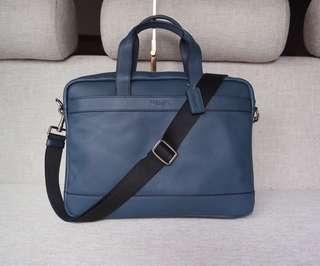 AUTHENTIC COACH HUDSON BAG IN SMOOTH LEATHER (CFO)