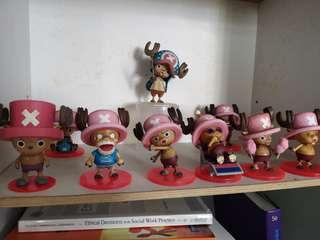 One piece Tony Chopper figurines