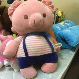 Piggy teddy bear