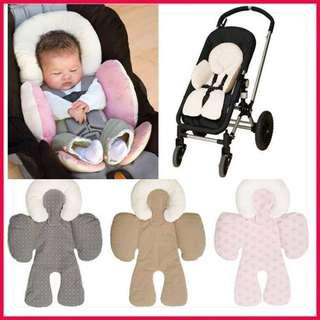 JJ Cole Reversible Body Support for Strollers, Car Seat etc