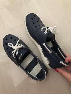 Crocs rain shoes