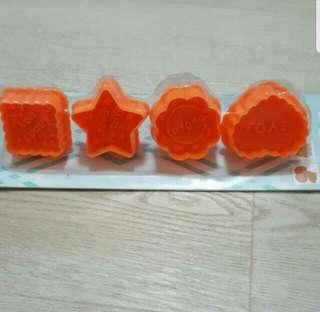 Wishes Plunger Cookie Cutter