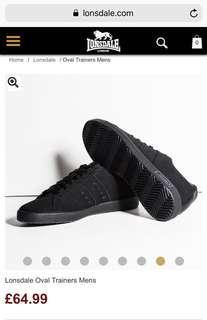 Sepatu Londsdale
