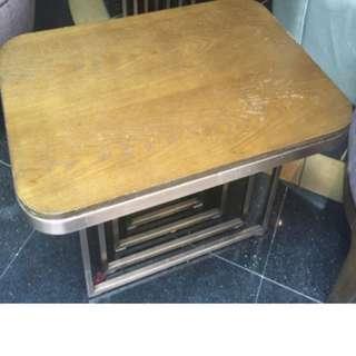 Single Pax Table