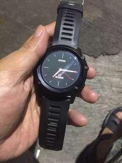 Jual Bu smartwatch Microwear H1 mulus normal