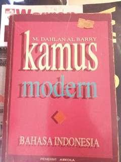 KAMUS MODERN