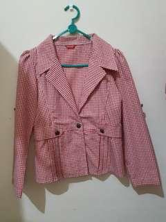 Jas outer blouse
