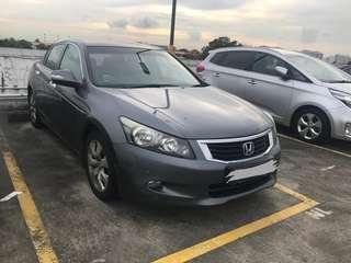 Honda Accord 2.4A I-Vtec