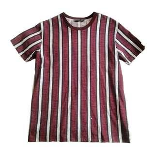 Penshoppe Stripes Relaxed Tee