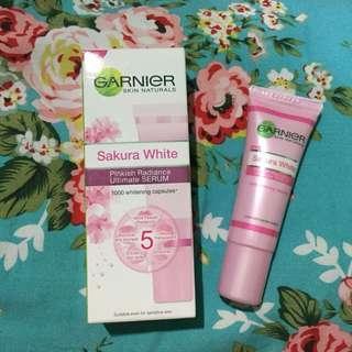 Garnier Sakura Pinkish Radiance Ultimate Serum