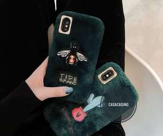 Fluffy iphone6-XSMax Case