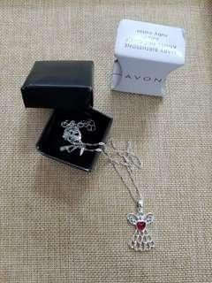 Avon Necklace with Box