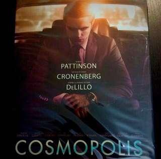 Rare, Hard-to-Find Copy! Sealed & Brand New! David Cronenberg's Cosmopolis [ In Original Shrink Wrap]