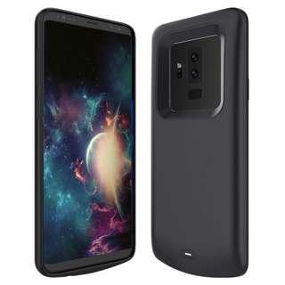 SAMSUNG Galaxy S9 Plus 5200mAh Battery Case (Black)