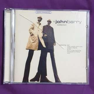The John Barry Collection (Movie Themes)