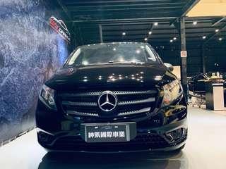 Benz 2017 metris 旅遊車!咬錢錢!