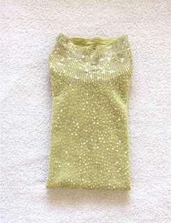 Classy Sequined Top