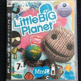 PS3 Little Big Planet PlayStation Game