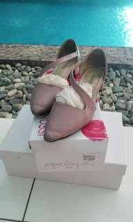 Ginarossi pink shoes
