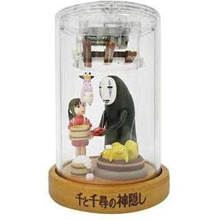 Studio Ghibli Spirited Away Sen to Chihiro no Kamikakushi String Musical Box